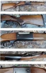 Savage 99F 358 Winchester