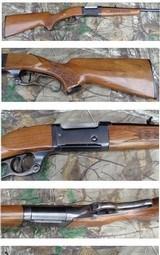 Savage 99C 22-250 Rem - 1 of 12