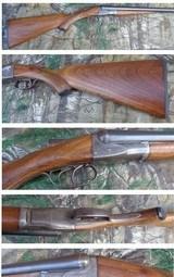 A H Fox Sterlingworth 16ga