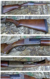 Stevens/Savage Model 311 Series H 410 SxS shotgun