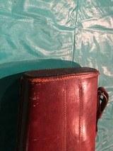 Vintage Redhead Leather Shot Gun Case - 4 of 8