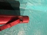 Vintage Redhead Leather Shot Gun Case - 6 of 8