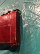 Vintage Redhead Leather Shot Gun Case - 5 of 8