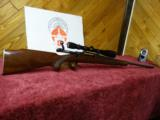 WINCHESTER PRE-64 MODEL 70 VARMINT RIFLE