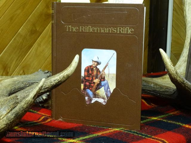 The Rifleman/'s Rifle Winchester Model 70 Book Rule