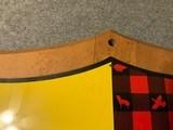 Winchester-gun advisory center wall plaque - 3 of 5