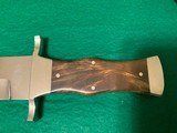 W. C. Davis - special order - spearhead bowie - 6 of 9
