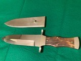 W. C. Davis - special order - spearhead bowie - 1 of 9