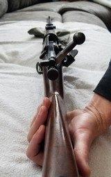 Rare 1898 Krag 30 40 Carbine one of 5002 made - 8 of 15
