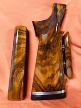 silver seitz stock and forearm