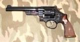 Smith & Wesson Registered Magnum Revolver 357 Mag