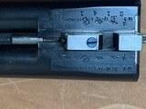 Charles Hellis & Sons 12 gauge Side Lock Game Gun-Beautiful Engraving - 14 of 15