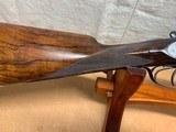 Charles Hellis & Sons 12 gauge Side Lock Game Gun-Beautiful Engraving - 11 of 15