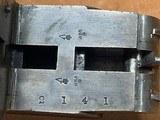Charles Hellis & Sons 12 gauge Side Lock Game Gun-Beautiful Engraving - 15 of 15