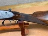Charles Hellis & Sons 12 gauge Side Lock Game Gun-Beautiful Engraving - 3 of 15