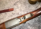 "SPRINGFIELD AMORY M1 GARAND ""GAS TRAP""-EARLY SERIAL 18K TYPE 2 - 9 of 15"