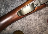 "SPRINGFIELD AMORY M1 GARAND ""GAS TRAP""-EARLY SERIAL 18K TYPE 2 - 12 of 15"
