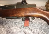 "SPRINGFIELD AMORY M1 GARAND ""GAS TRAP""-EARLY SERIAL 18K TYPE 2 - 7 of 15"