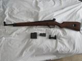 H&K SL7 .308 semi-automatic rifle