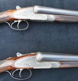 Williams Evans 12 Gauge Matched Pair - 2 of 11
