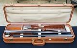 Belgium Browning Pigeon Grade, 12 gauge, 2 barrel set - 7 of 10