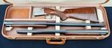 Belgium Browning Pigeon Grade, 12 gauge, 2 barrel set - 8 of 10