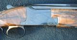 Belgium Browning Custom Grade 1, 12 gauge