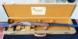 Belgium Browning P4 28 gauge