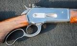 Winchester Model 71, .348 Deluxe