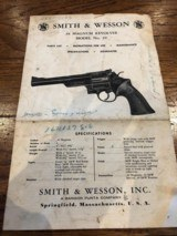 Smith and Wesson model 29-2 - 6 of 15