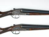Pair Pre-Owned Holland & Holland 'Royal' Sidelock Shotgun - 1 of 8