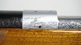 A Browning Olympian model heavy barrel bolt-action magazine rifle chambered in 22/250 - 4 of 8