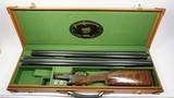 Parker Reproduction BHE model 20 gauge two barrel set side by side - 7 of 7