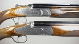 Kemen matched pair of 20 gauge over & unders