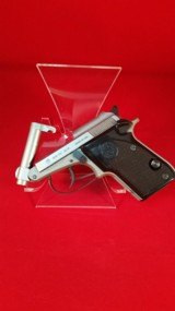 Beretta 21A.22 Semi-automatic PistolStainless--New