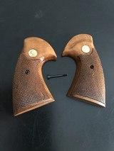 Colt Python Grips -original circa 1968 vintage-