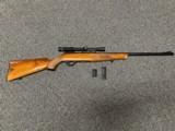Beretta Silver Gyrfalcon 22 automatic rifle -rare- Vintage 1958 - 1 of 15