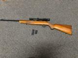 Beretta Silver Gyrfalcon 22 automatic rifle -rare- Vintage 1958 - 2 of 15