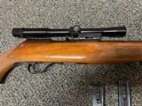 Beretta Silver Gyrfalcon 22 automatic rifle -rare- Vintage 1958 - 3 of 15
