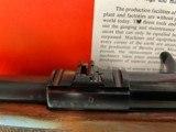 Beretta Silver Gyrfalcon 22 automatic rifle -rare- Vintage 1958 - 14 of 15