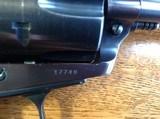 "Ruger Blackhawk Flattop 44 Magnum 61/2"" 1959 model - 7 of 9"