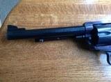 "Ruger Blackhawk Flattop 44 Magnum 61/2"" 1959 model - 4 of 9"
