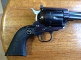 "Ruger Blackhawk Flattop 44 Magnum 61/2"" 1959 model - 1 of 9"