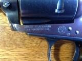 "Ruger Blackhawk Flattop 44 Magnum 61/2"" 1959 model - 6 of 9"