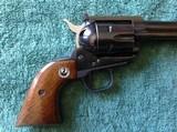 "Ruger Blackhawk 1961 Flattop 71/2"" 44 Magnum"