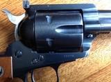 "Ruger Blackhawk Early Flattop 44 Magnum 61/2"" 1958"