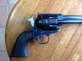 """Ruger Blackhawk 357 10"""" 1959"""