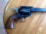 Ruger Blackhawk Flattop 44 Magnum 4 digit 1957