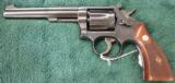 Smith & Wesson K-22 Revolver - 1 of 11