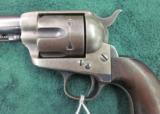 Colt US Artillery Single Action Army Revolver - 7 of 11